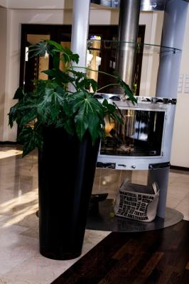 Вазон Pdconcept Venus PL-VE70 (антрацит)