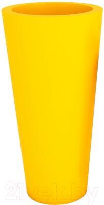 Вазон Pdconcept Venus PL-VE70 (желтый)