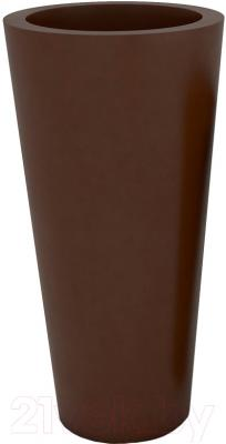 Вазон Pdconcept Venus PL-VE70 (коричневый)