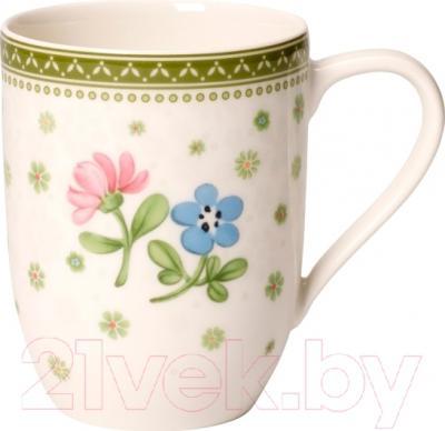 Чашка Villeroy & Boch Farmers Spring Весенние цветы (0.37 л)