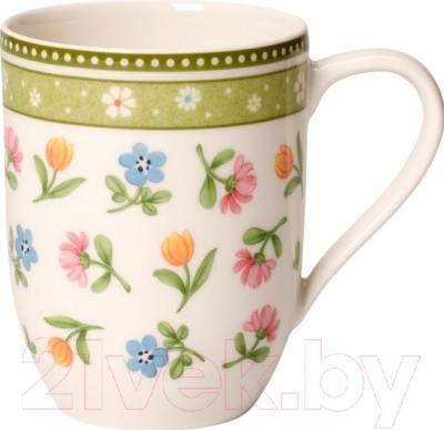 Чашка Villeroy and Boch Farmers Spring Цветочный луг (0.37 л)