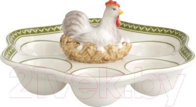 Блюдо для яиц Villeroy & Boch Farmers Spring Курочка