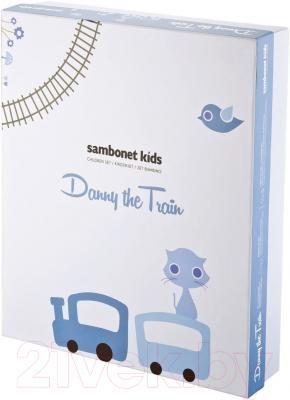 Набор столовой посуды Sambonet Bimbo Danny (7пр)