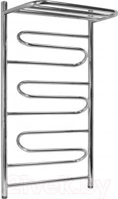 Полотенцесушитель водяной АРГО Ривьера 50x100 (1 полочка)
