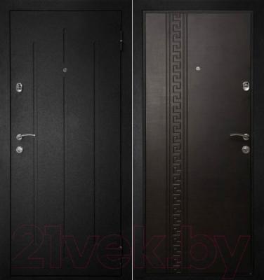 Входная дверь Дверной Континент Греция (88x205, правая)