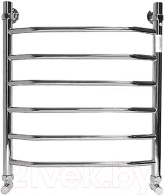 Полотенцесушитель водяной АРГО Флоран 50x80 (боковое подключение)