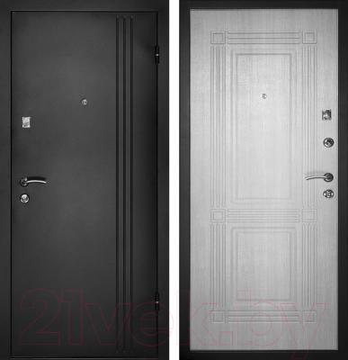 Входная дверь Дверной Континент Лайн-1 (86x205, правая)