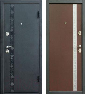 Входная дверь Дверной Континент Эллада (86x205, правая)