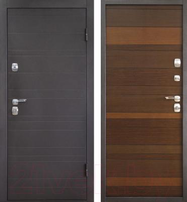 Входная дверь Дверной Континент Триумф (88x205, правая)