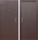 Входная дверь Дверной Континент Техно (88x205, левая) -