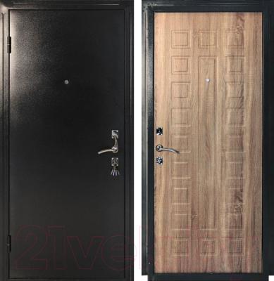 дверь входная левая