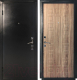 Входная дверь Дверной Континент Оптима (86x205, левая) -