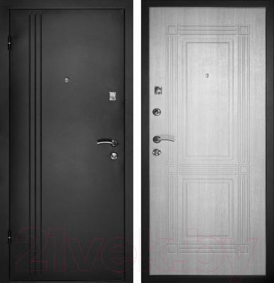 Входная дверь Дверной Континент Лайн-1 (86x205, левая)