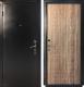 Входная дверь Дверной Континент Оптима (96x205, левая) -
