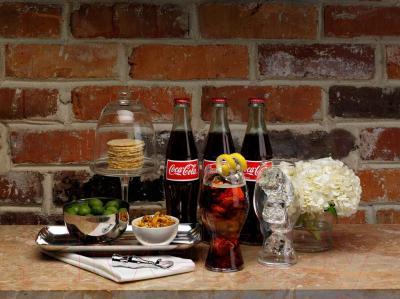 "Стакан для воды Riedel O ""Coca-Cola"""
