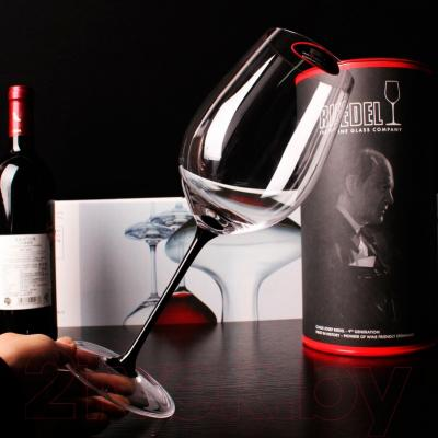 Бокал для вина Riedel Sommeliers Black Tie Bordeaux Grand Cru