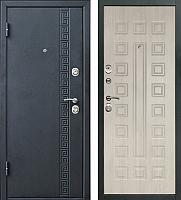 Входная дверь Дверной Континент Сити (96x205, левая) -