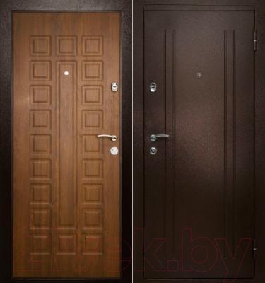Входная дверь Дверной Континент Престиж (98x205, правая)