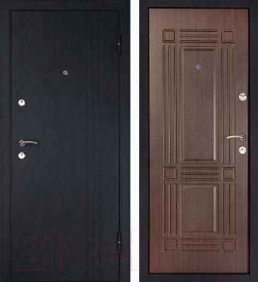 Входная дверь Дверной Континент Лайн (96x205, правая)