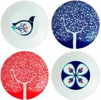 Набор столовой посуды Royal Doulton Fable Accents (4шт) -