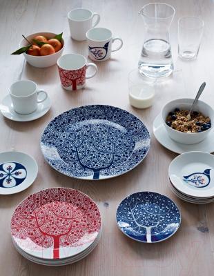 Набор столовой посуды Royal Doulton Fable Accents (4шт)