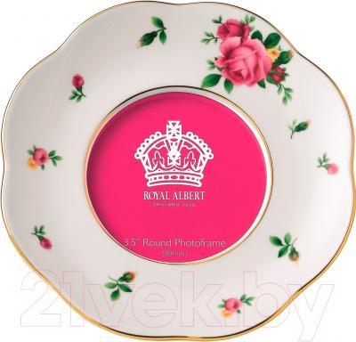 Рамка для фотографий Royal Albert New Country Roses White/Vintage