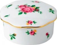 Шкатулка Royal Albert New Country Roses White/Vintage -