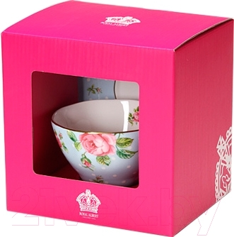 Набор для чая/кофе Royal Albert Polka Blue/Vintage 26135 - упаковка