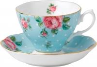 Набор для чая/кофе Royal Albert Polka Blue/Vintage 26136 -