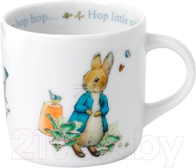 Набор столовой посуды Wedgwood Peter Rabbit Nurseryware (Gift) Peter Rabbit Boys (2пр)