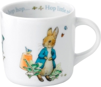 Чашка Wedgwood Peter Rabbit Nurseryware (Gift) Peter Rabbit Boys -