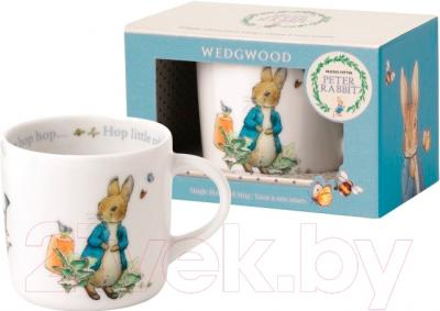 Чашка Wedgwood Peter Rabbit Nurseryware (Gift) Peter Rabbit Boys