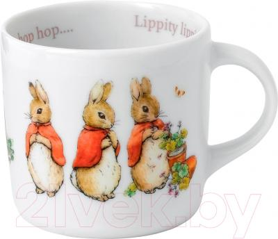 Чашка Wedgwood Peter Rabbit Nurseryware (Gift) Peter Rabbit Girls