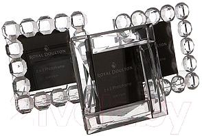 Набор рамок для фотографий Royal Doulton Radiance (3шт)