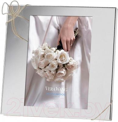 """Рамка для фотографий Wedgwood VW """"Love Knots"""" (10x15см)"""