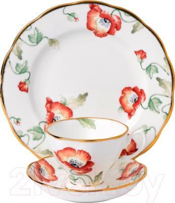 Набор для чая/кофе Royal Albert 1970 Poppy (3 пр)