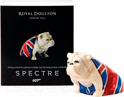 "Статуэтка Royal Doulton Bulldogs ""Jack Bulldog Spectre"""