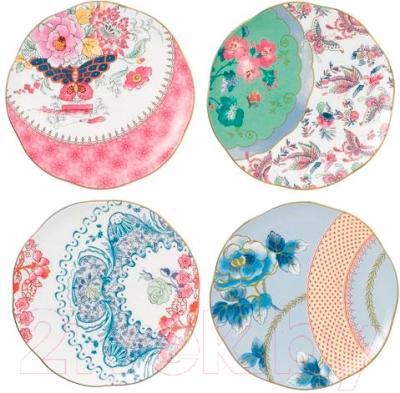 Набор столовой посуды Wedgwood Butterfly Bloom (4шт)