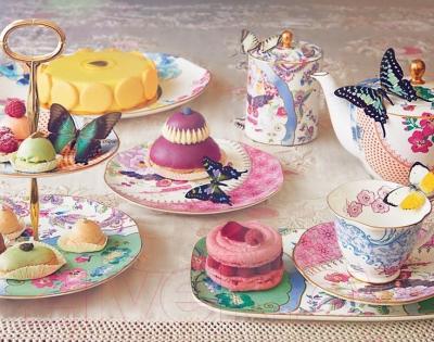 Набор столовой посуды Wedgwood Butterfly Bloom (4шт) - вид коллекции
