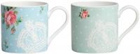 Набор для чая/кофе Royal Albert Giftware Polka Rose/Polka Blue -