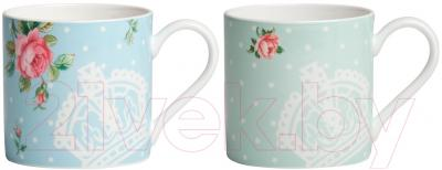 Набор для чая/кофе Royal Albert Giftware Polka Rose/Polka Blue