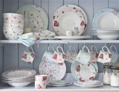 Набор для чая/кофе Royal Albert Giftware Polka Rose/Polka Blue - вид коллекции
