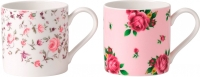 Набор для чая/кофе Royal Albert Giftware Rose Confetti/NCR Roses Pink -