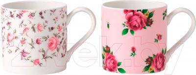 Набор для чая/кофе Royal Albert Giftware Rose Confetti/NCR Roses Pink
