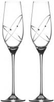 Набор бокалов для шампанского Royal Doulton Toasting Flutes Ring (2шт) -