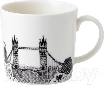 Набор для чая/кофе Royal Doulton London Calling (4шт)