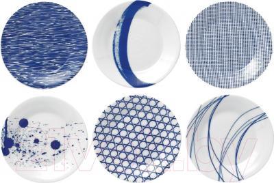 Набор столовой посуды Royal Doulton Pacific (16см, 6шт)