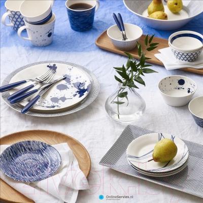Набор салатников Royal Doulton Pacific (6шт) - вид коллекции в интерьере
