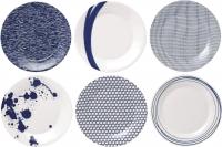 Набор столовой посуды Royal Doulton Pacific (23см, 6шт) -