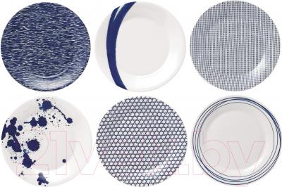 Набор столовой посуды Royal Doulton Pacific (23см, 6шт)